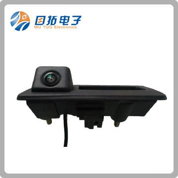 Rearview Camera, Built-in Ipas for Audi A4/A6l/A7/Q5/Q7