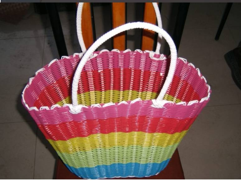 Sell shopping bag/straw bag/pp woven bag/shopping basket