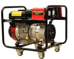 factory price 2KW Single Phase Air-cooled Rare Earth Permanent Magnet Gasoline Generator Set
