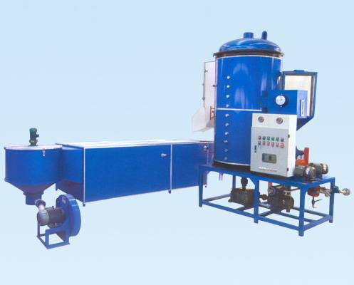 Continuous Pre-expander(EPS machine)