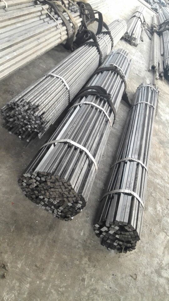 cold drawn steel bar hexagonal steel bar square steel bar