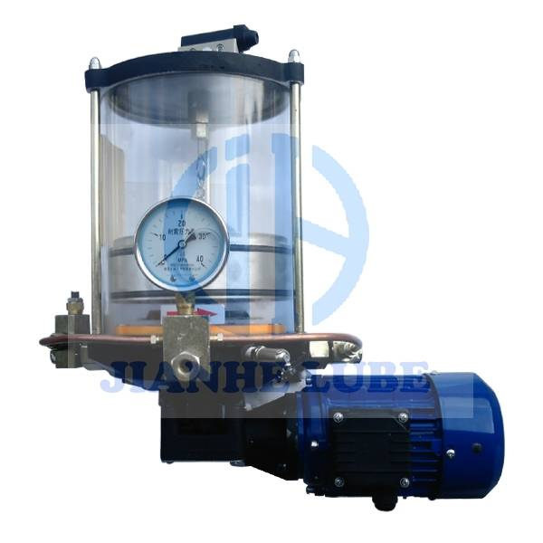 4L new type DBB Electric Grease pumps with liquid level switch for blender machine