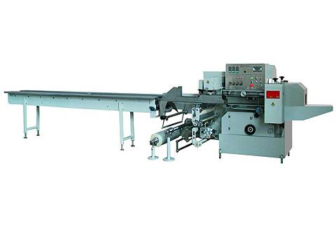 QNF720B/QNF820B QNF720B FILM BOTTOM-FEEDING AUTOMATIC PACKAGING