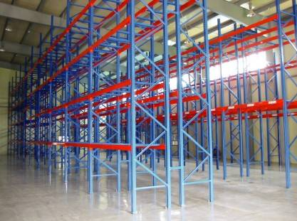 heavy pallet racking W1-1-4