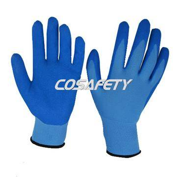 Foam Sandy latex Gloves (2811)