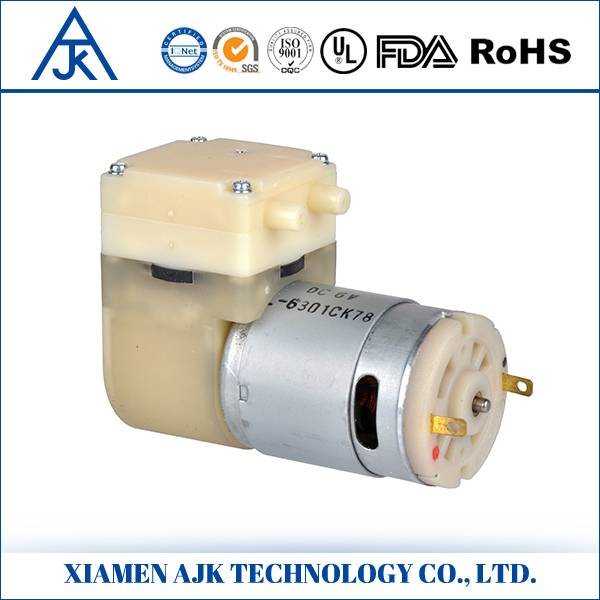 4.5LPM Low Pressure DC NPWT Mini Vacuum Pump