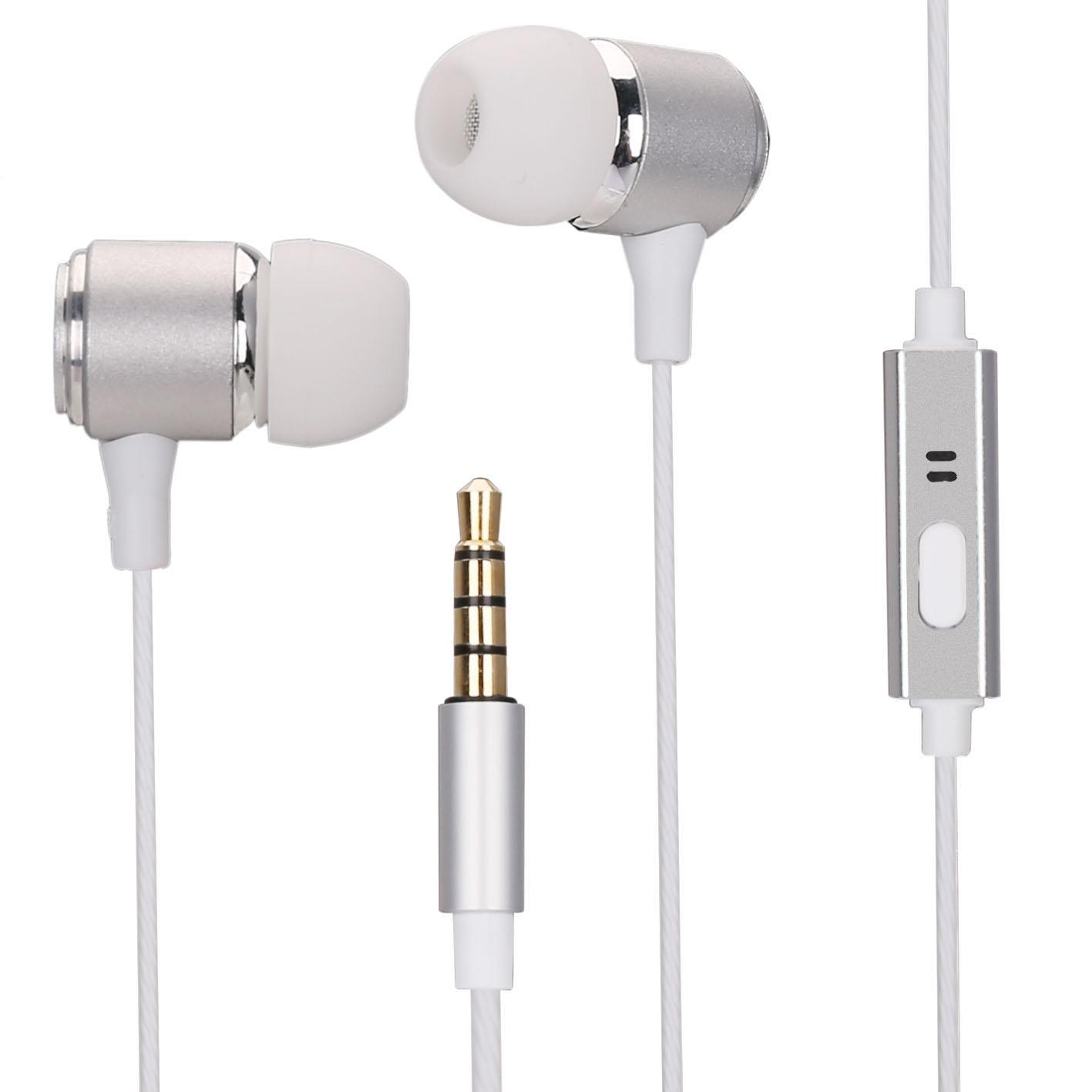Line Control Stereo Clear Sound Best Headphones For Iphone Mobile To Buy