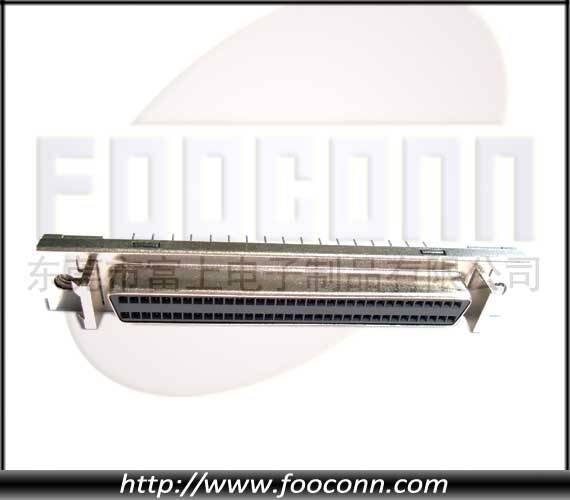 SCSI 68Pin D-Type Straight Female