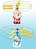 Flying Santa Claus