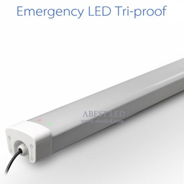 Great for industrial or retail applications IP66 LED Tri-proof Light with TUV,UL,SAA,CE,RoHS