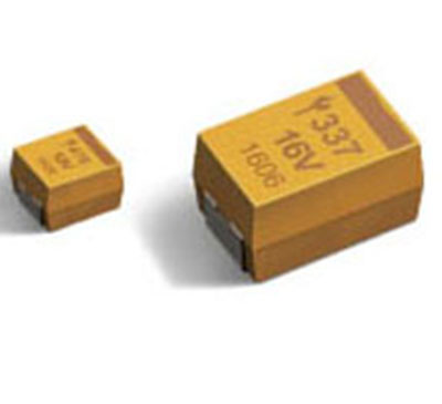 Polymer Tantalum Solid Electrolytic Chip Capacitors CA55 Series
