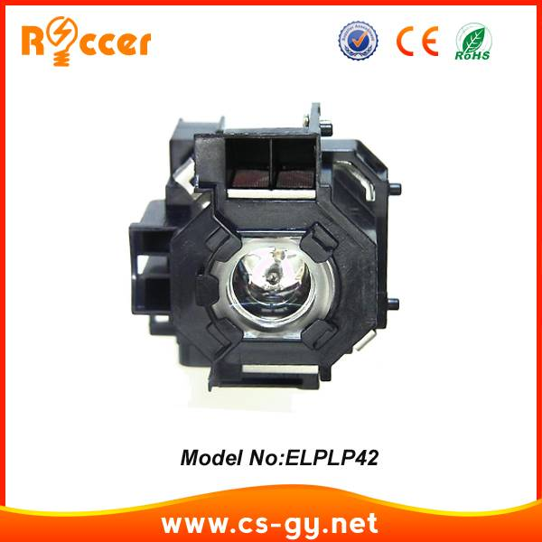 ELPLP42 / V13H010L42 projector lamp for EPSON EB-140W,EMP-400W,EMP-822H,EMP-83