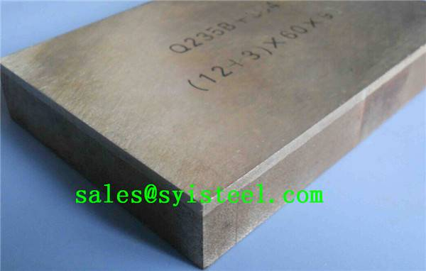 Metal composite plate  A537CL1+304L