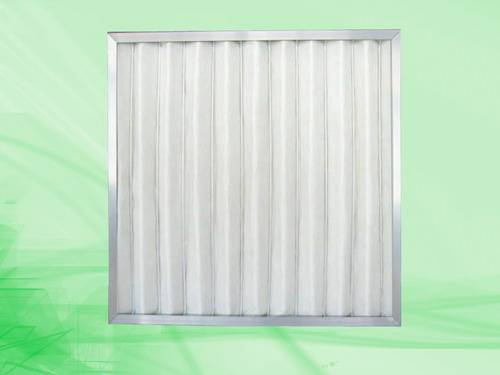 Washable pre-filter, plank filter, filter pad, panel filter
