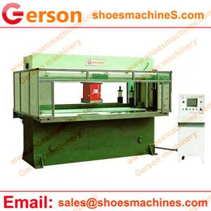 Fully Automatic CNC Die Cutting Machine For Bulk Production