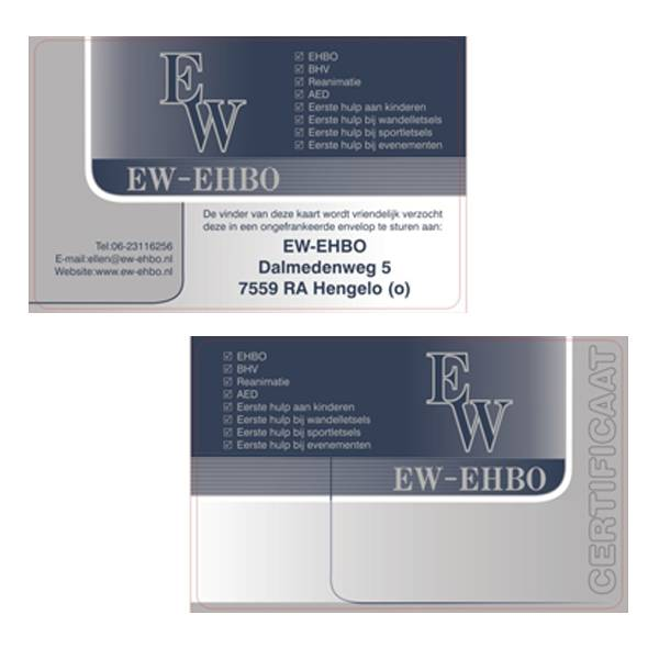 K4100 Proximity Read-only Induction Type ID Card