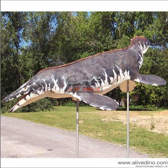 Fiberglass and animatronic animal sculpture for sale