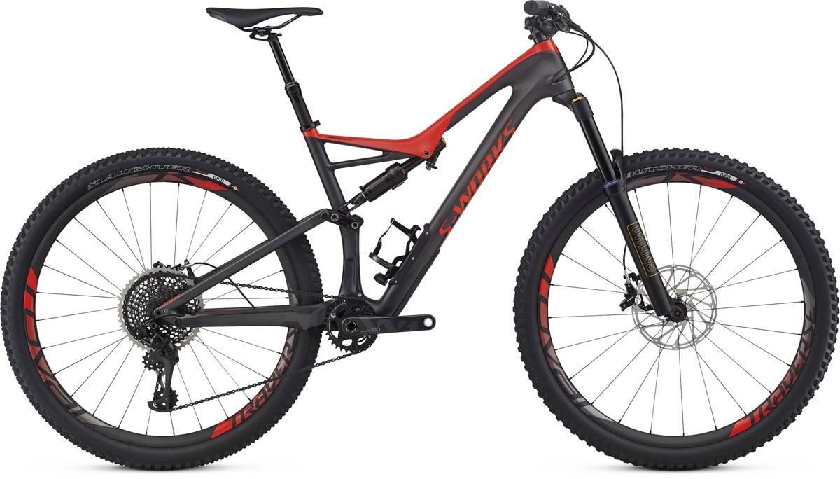 Specialized S-Works Stumpjumper FSR 29er Mountain Bike 2017