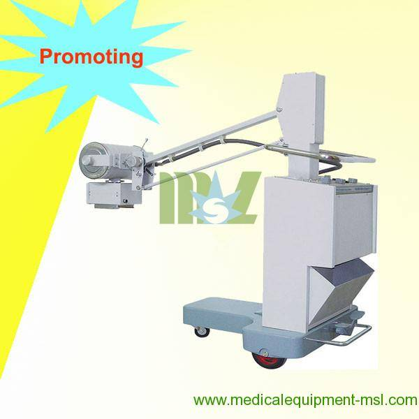 Mass production Mobile X-ray machine 3KW 50mA-MSLPX08
