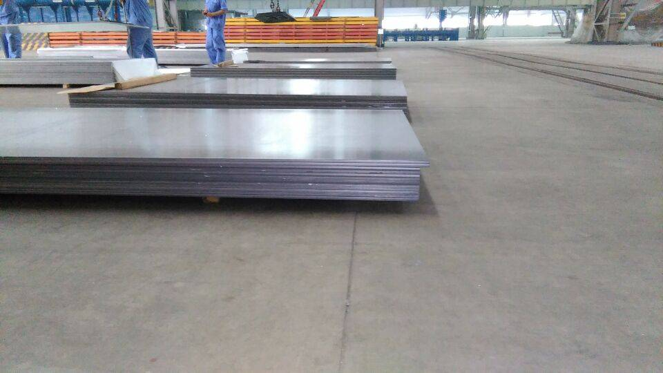 DC aluminum plate with good quanlity