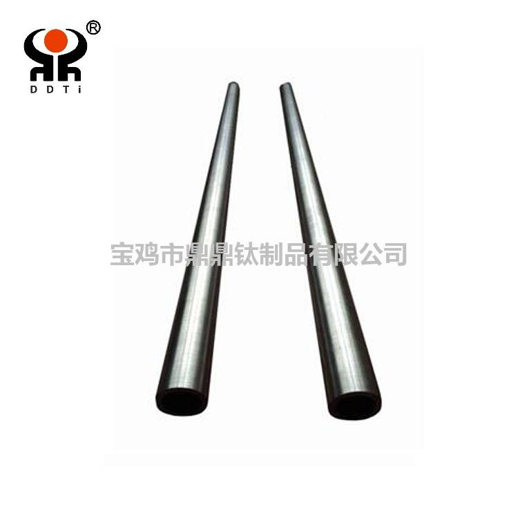 ASTM B338 grade 5 titanium Inclinometer alloy pipe