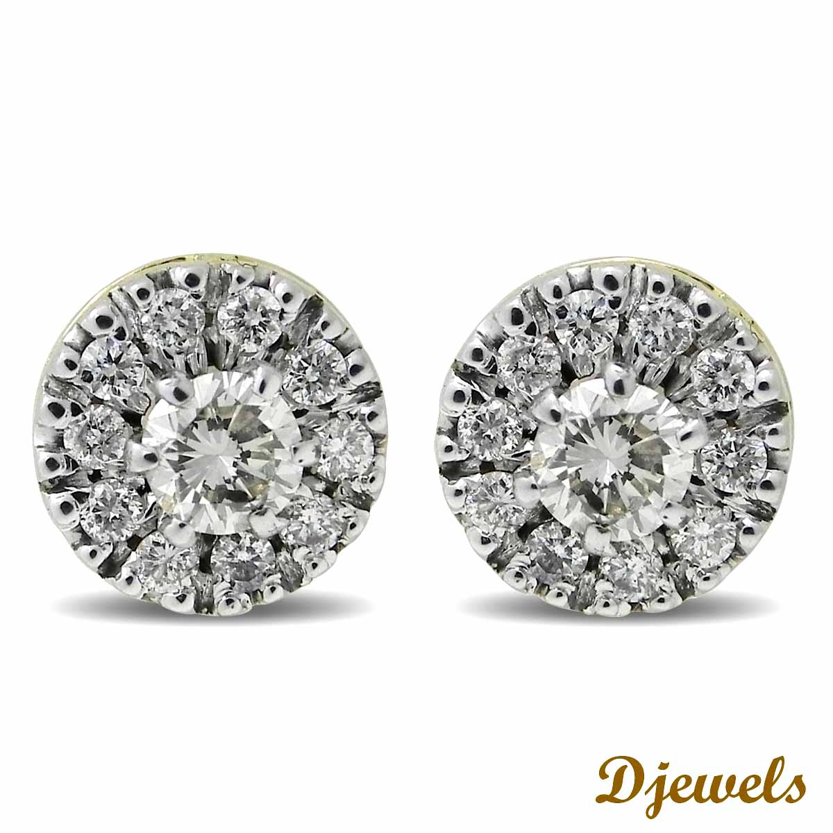 Diamond Earrings Margot