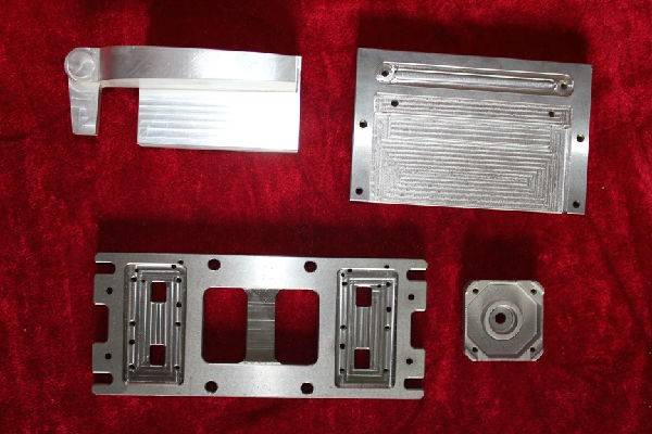 Customised CNC Machine parts