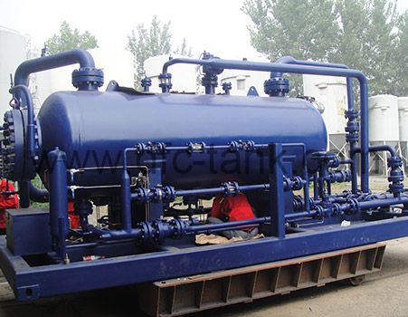 Three-phase Separator