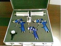 9pcs spray gun kits