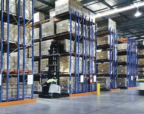 ISO CE Pallet Racking Shelving System