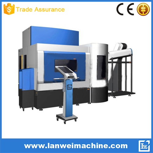 High Speed Bottle Blow Molding Machine
