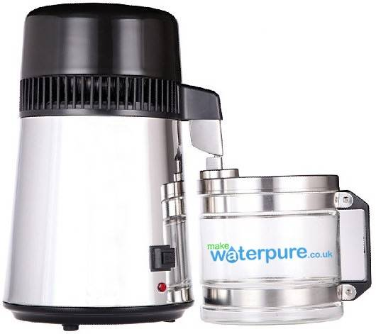 Water purification and distillation equipment, all safe 304 stainless steel for home use
