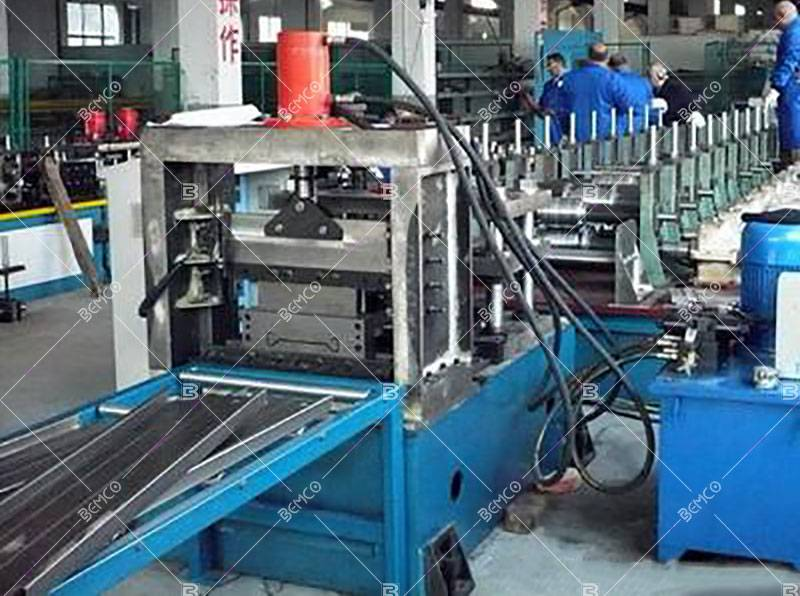 ESP Collection plate roll forming machine