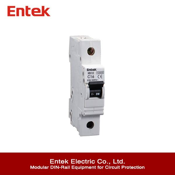 6kA Miniature Circuit Breaker CB MCB 1P 16A