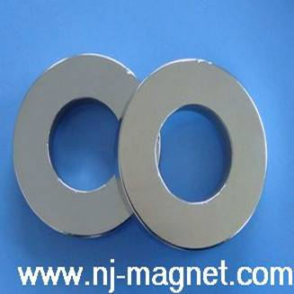 N30-50 Ring Shape High Magnetic Field Permanent NdFeB Multi Poles Magnet