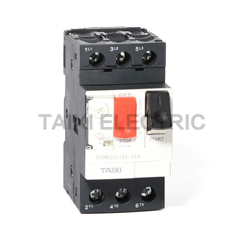 TXGV2 Molded Case Circuit Breaker (motor protection circuit breaker)