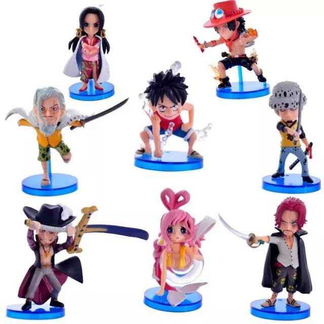 Factory Sales Plastic Customed Small Figure Toy