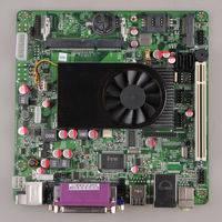 Atom D425 Mini-ITX Motherboard D425M4S1 with 12VDC ,4xCOM(headers),industral degree