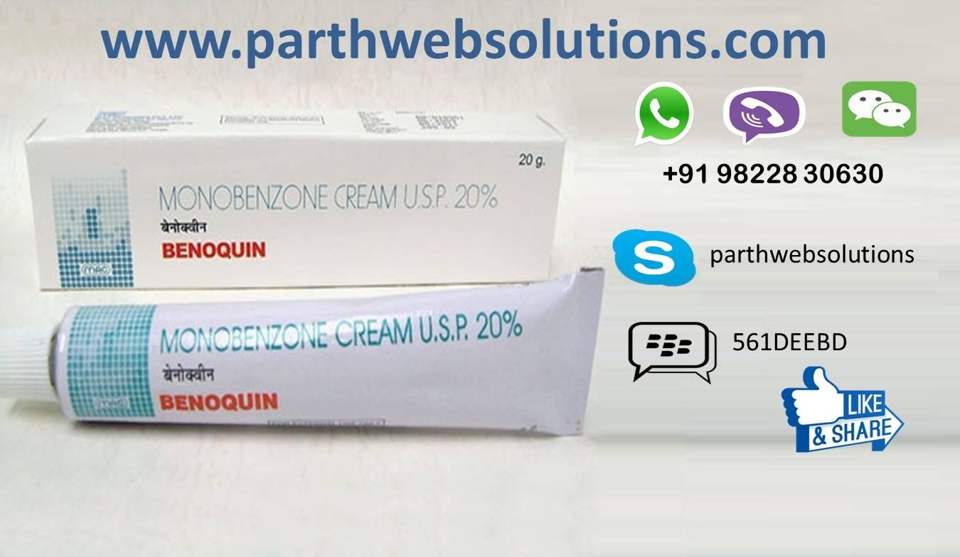 Benoquin Cream (Monobenzone)