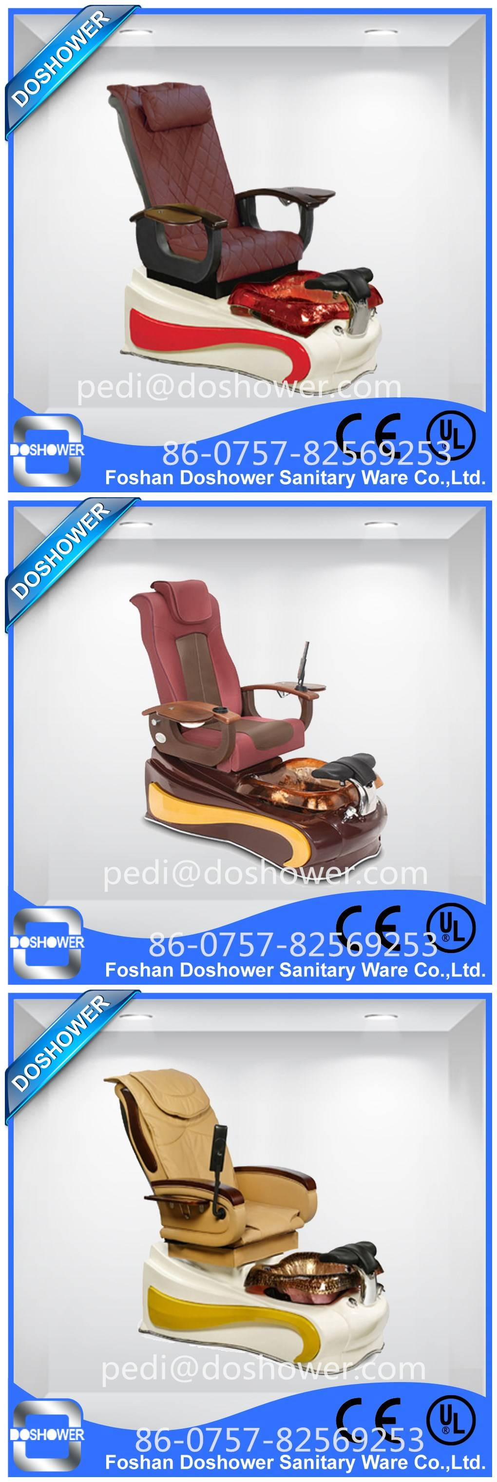 Doshower DS-W17 cheap pedicure chairs of pedicure chair for sale