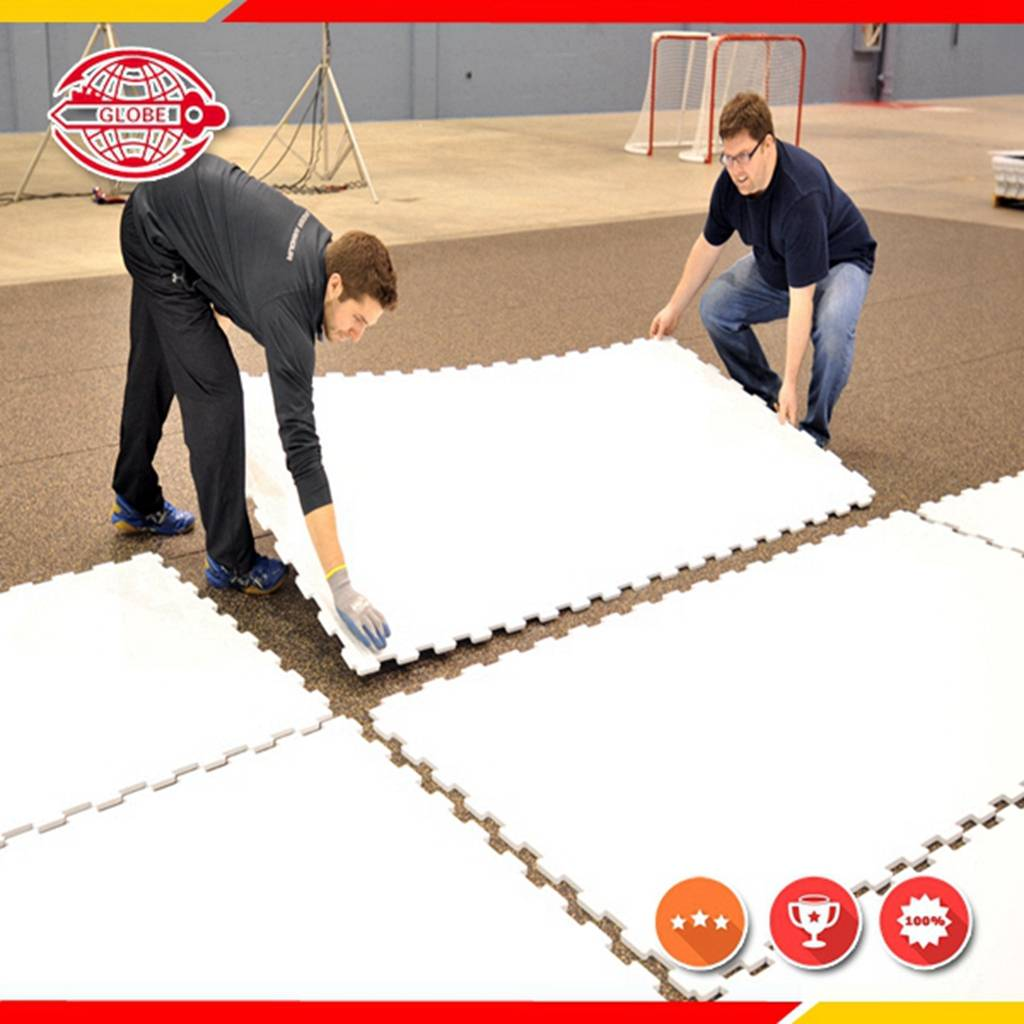 synthetic ice rink,epdm ice rink mat,ice rink system