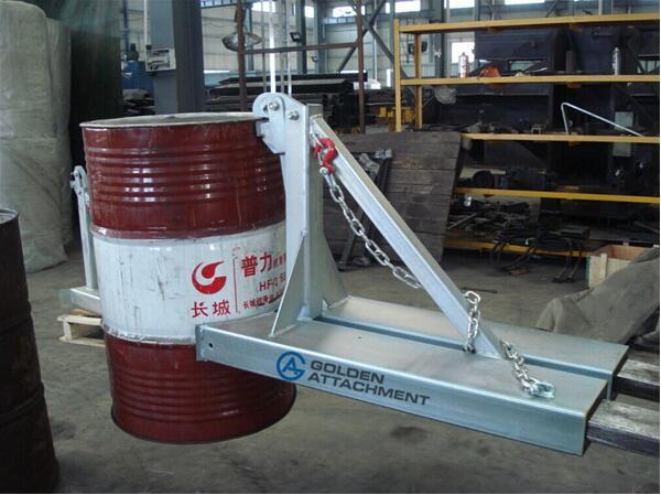 GRAB ARM STYLE DRUM LIFTER drum handling drum lifter Beak design lifting Drum lift grab