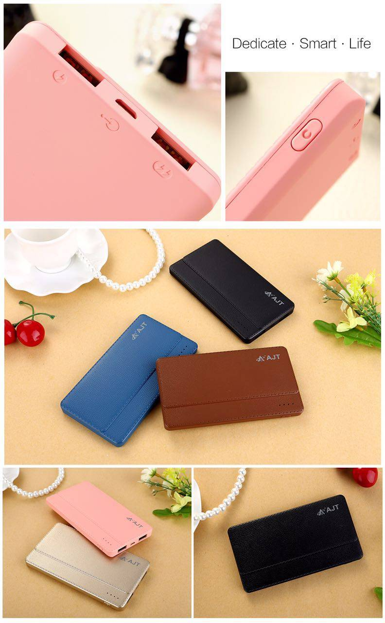 2016 High Quality Portable Power Bank For All Kinds Of Mobilephone