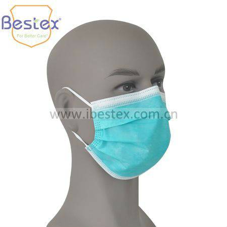 Vfe> 99% Disposable Face Mask