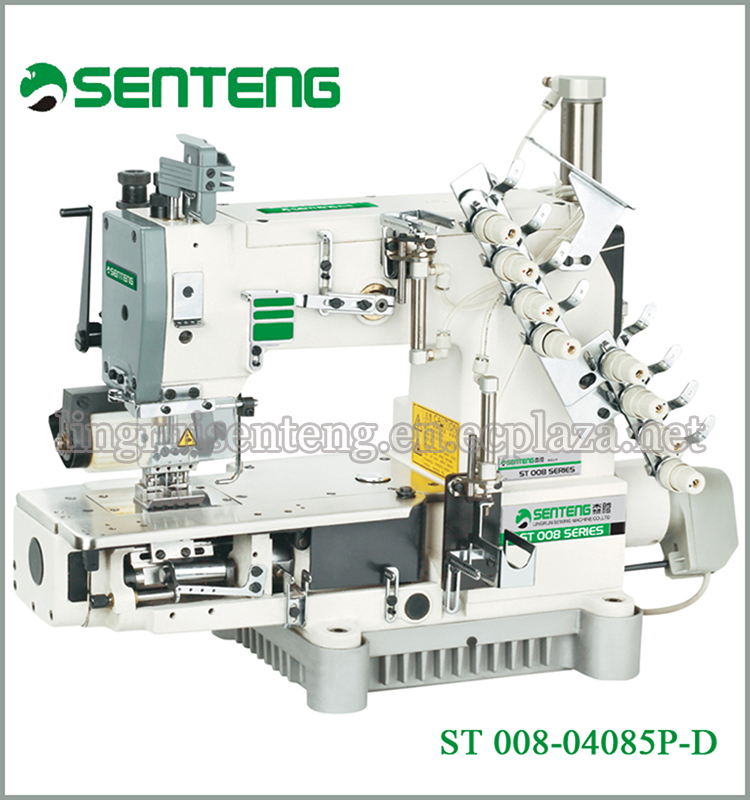 008-04085P-D 4N multi-needle automatic thread cutting industrial sewing machine price
