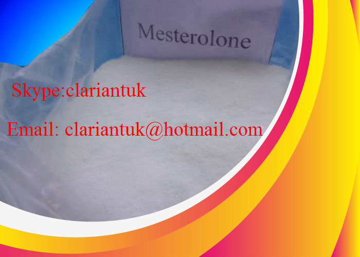 1424-00-6Mesterolone & Mesterolone steroid powder High quality Delivery guarantee