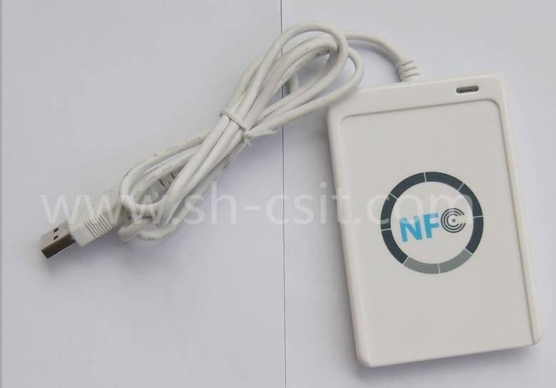NFC Reader & Writer