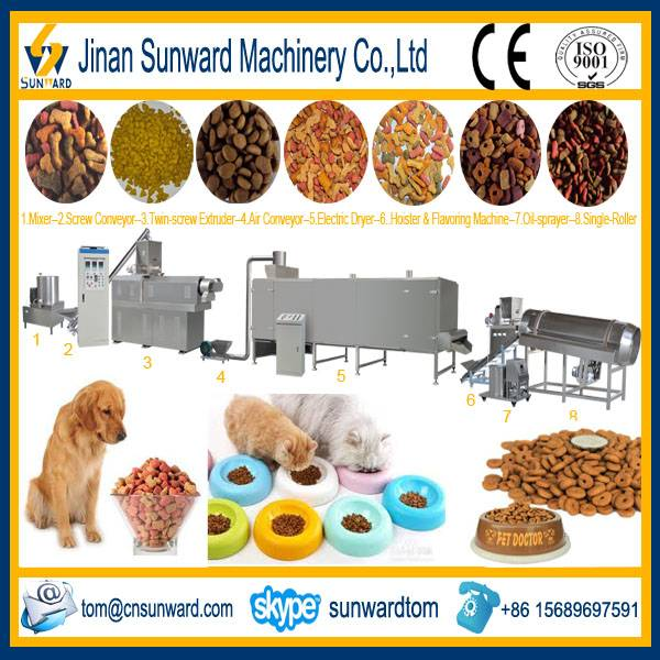 Cat Food Processing Line Machinery