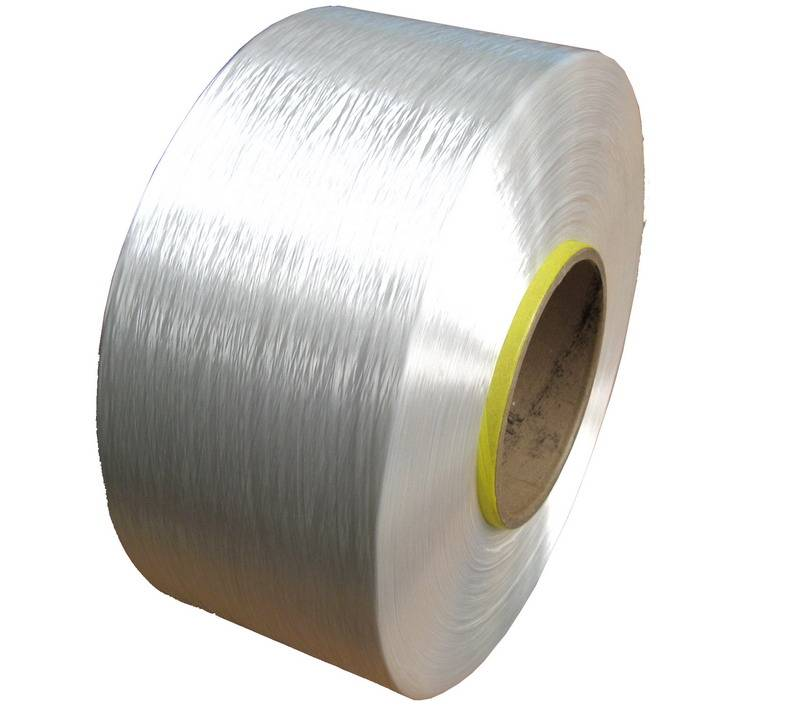 Polyester high tenacity  and low shrinkage yarn 150D,210D,250