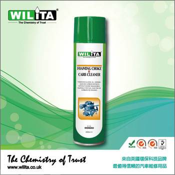Wilita Foaming Choke and Carb Cleaner